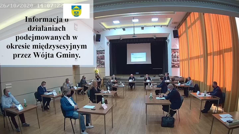 XXIII sesja Rady Gminy Podegrodzie