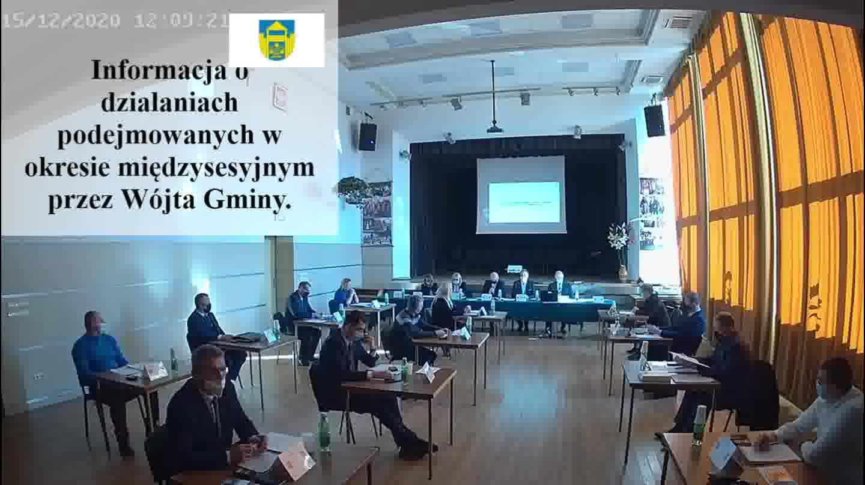 XXIV_sesja Rady Gminy Podegrodzie
