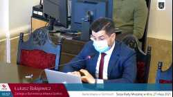 XXXII Sesja Rady Miasta Gorlice z 29.04.2021 Część II