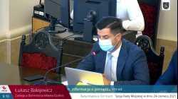 XXXIII Sesja Rady Miasta Gorlice z 24.06.2021