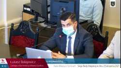 XXXVII Sesja Rady Miasta Gorlice z 23.09.2021