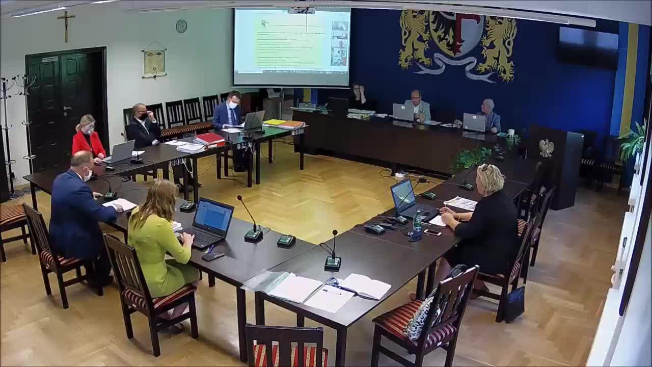 XVIII Sesja Rady Gminy Czernica z dnia 09.09.2020 r.