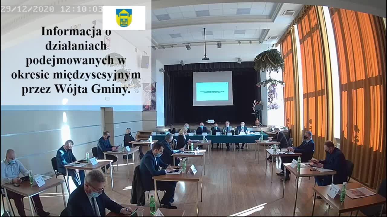 XXV sesja Rady Gminy Podegrodzie